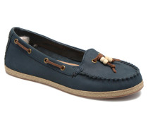 Suzette Slipper in blau