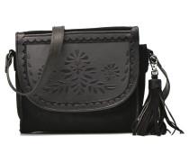Gati Suede Cross Mini Bags für Taschen in schwarz