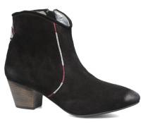 Vuber Stiefeletten & Boots in schwarz