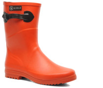 Chanteboot Pop Stiefeletten & Boots in orange