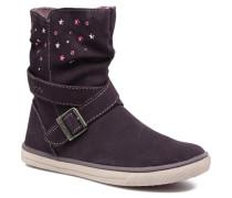 CinaTex Stiefeletten & Boots in lila