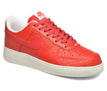 Air Force 1 '07 Lv8 Sneaker in rot