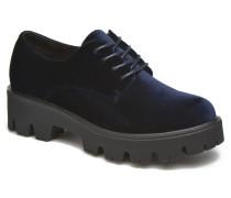 Cady Schnürschuhe in blau
