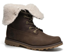 6 In WP Shearling Bo Stiefeletten & Boots in braun