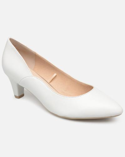 Sarina Pumps in weiß