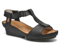 Code ND21 Sandalen in schwarz