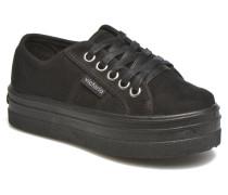Blucher Antelina Plataf Sneaker in schwarz