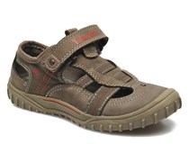 Castleton Fisherman Sneaker in grau