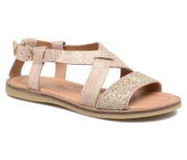 Mia Sandalen in goldinbronze