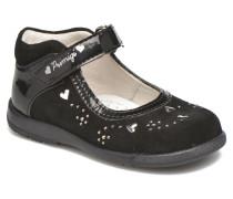 Audrey Ballerinas in schwarz