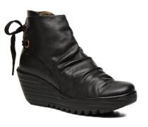 Yama Stiefeletten & Boots in schwarz