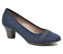 Carla 2 Pumps in blau