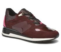 D SHAHIRA A D44N1A Sneaker in weinrot