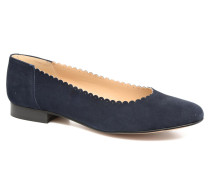 Sanfeston Ballerinas in blau