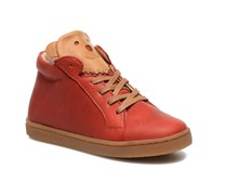 Izy Ted Sneaker in rot