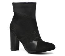 Stine Stiefeletten & Boots in schwarz