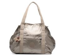 Art M Reisegepäck für Taschen in silber