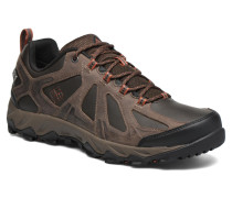 Peakfreak Xcrsn II Low Leather Outdry Sportschuhe in braun