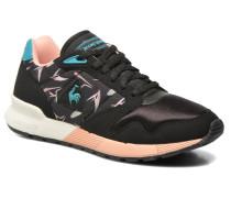 Omega X W Bird Sneaker in schwarz