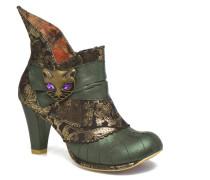 Miaow Stiefeletten & Boots in grün