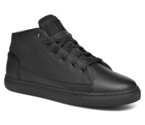 Thec mid mono Sneaker in schwarz