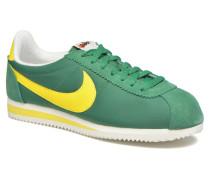 Classic Cortez Nylon Aw Sneaker in grün
