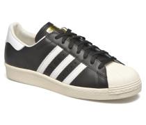 Superstar 80S Sneaker in schwarz