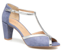 Damaris Pumps in blau