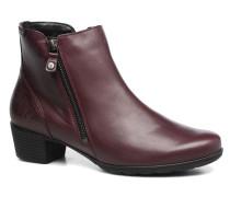 Izia Stiefeletten & Boots in weinrot