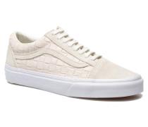 Old Skool Sneaker in weiß