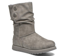 Keepsakes Leathere Stiefel in grau