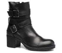 L.5.Escofi Stiefeletten & Boots in schwarz