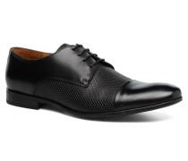 Nutley Schnürschuhe in schwarz
