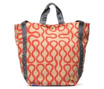 AFRICA PROJECT Leopard Holdall 2 Handtaschen für Taschen in mehrfarbig