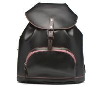 Sac à dos bicolore Rucksäcke für Taschen in schwarz