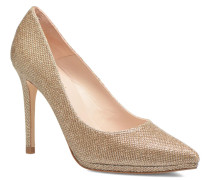 F91 711inTIS Pumps in goldinbronze