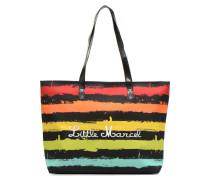 Suva multi P Handtaschen für Taschen in schwarz