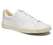 Esplar Leather Sneaker in weiß