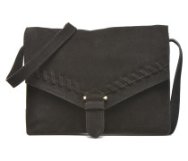MC 909inVEL Porté travers Handtasche in schwarz