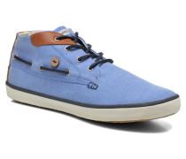 Wattleboat Sneaker in blau
