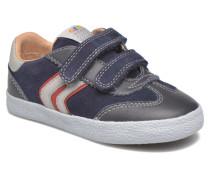 B KIWI B. C SCAM.+TELA Sneaker in blau