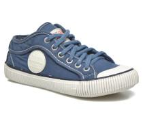 Industry Basic Boy Sneaker in blau