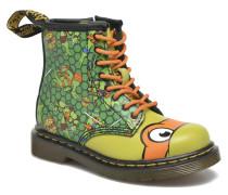 Mikey Stiefeletten & Boots in grün