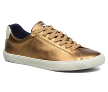 ESPLAR LT LEATHER Sneaker in goldinbronze
