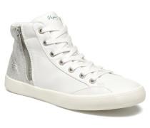 Clinton Break Sneaker in weiß