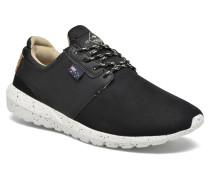 Deluz Sneaker in schwarz