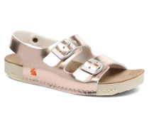A433 I Play Sandalen in goldinbronze