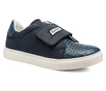 Filou Velcro Sneaker in blau