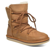 W Lodge Stiefeletten & Boots in braun