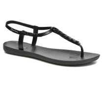 Charm IV Sandal Zehensandalen in schwarz